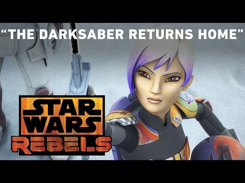 The Darksaber Returns Home - Legacy of Mandalore Preview | Star Wars Rebels