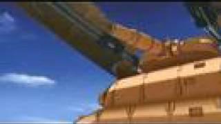 AI tank vs AI anti-tank heli ( the third )