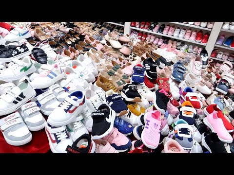 Fake Shoes Wholesale Market In China | Shoes Market In China