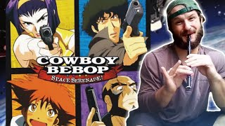 Cowboy Bebop - Tin Whistle Cover +Tabs Tutorial
