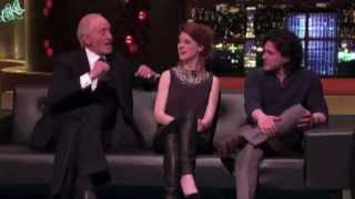 Repeat youtube video Game Of Thrones Cast funny moments