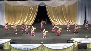 Hmong mn new year dance competition 2016-17 Day 1 : Nkauj Hmoob Vam Meej