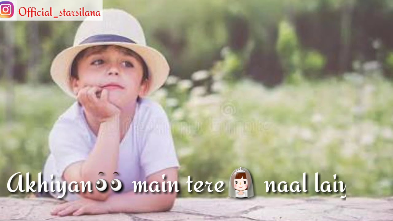 New punjabi Romantic WhatsApp status video | latest ...