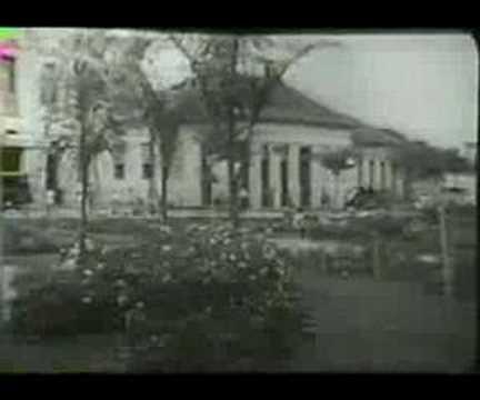 Mogi Mirim - Praça Rui Barbosa - década de 1920