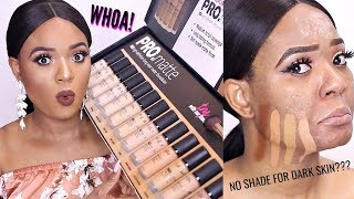 $9 OILY SKIN FOUNDATION? | 10HR WEAR TEST ON THE NEW L A GIRL PRO MATTE FOUNDATION + REVIEW