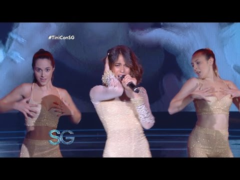 "¡Tini Stoessel canta ""Great Escape""! - Susana Giménez"
