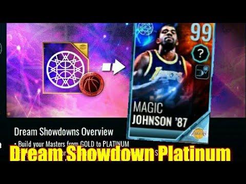Dream Showdown Master NBA live Mobile 18