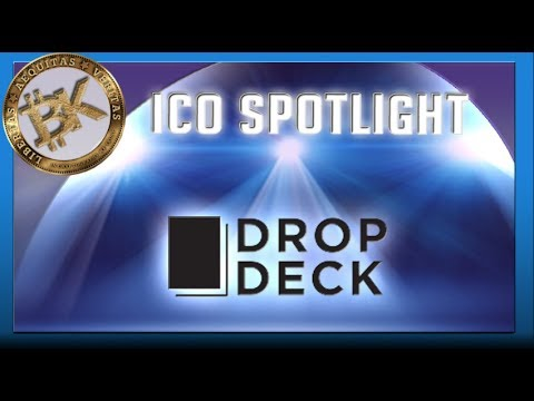 DropDeck ICO: New Technology for Business Lending Financial Services | Blockchain FICO Credit Score
