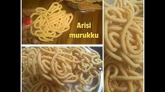 Arisi murkku Krishna jayanthi & Diwali recipes | Easy and spiceless murukku for kids