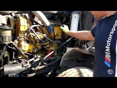 За что американские дальнобойщики так любят этот двигатель...?