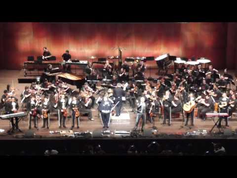 YOSA Philharmonic   Purple Rain Live!   When Doves Cry featuring Mariachi Campanas de America