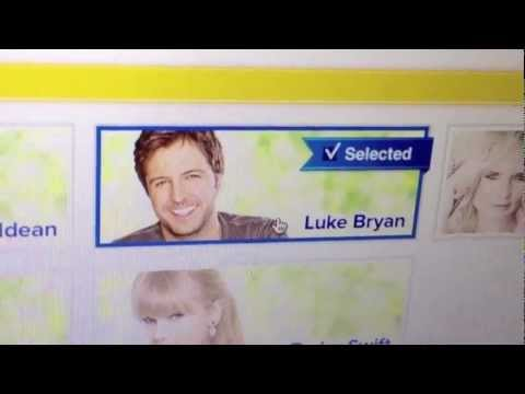 That Was Easy! - Vote LUKE BRYAN for ACM Entertainer of the Year Thumbnail image