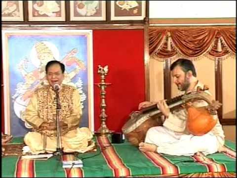 DVD of Dr.M.Balamuralikrishna's Pada Varnams
