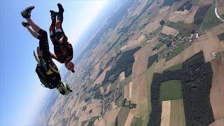 Los Gringos à Skydive Fretoy 🤘