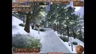 Wurm Online Snow New Boats and Spyglass
