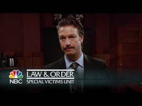 Law & Order: SVU  The New Guy Episode Highlight