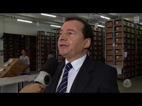 Eleições 2018: TRE inicia transporte das urnas eletrônicas - JE