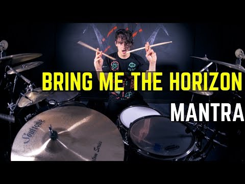Bring Me The Horizon - Mantra | Matt McGuire Drum Cover