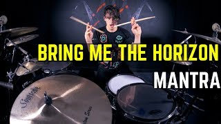 Bring Me The Horizon - Mantra | Matt McGuire Drum Cover Video