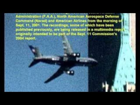 A selection of audio recordings from the Federal Aviation Administration ,of t. 11, 200