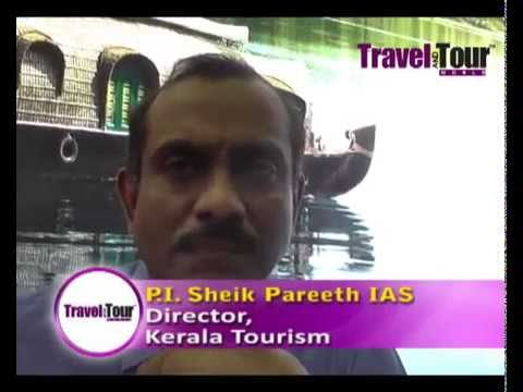 P.I. Sheik Pareeth IAS, Director, explains why Kerala is God's own country