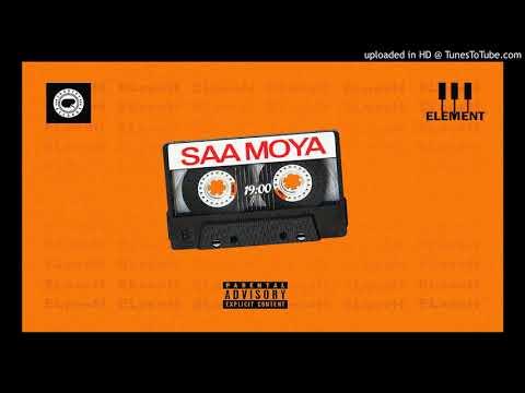 Saa Moya - BRUCE Melodie (Instrumental Prod By ELEMENT) 2020