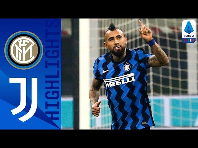 Inter gana y aleja Juventus de la punta en la Serie A