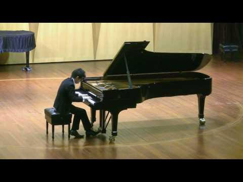 Debussy Prelude 'La cathédrale engloutie'