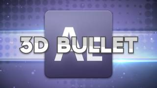 Put a 3D Bullet in Your Movie! [CoD, BF3, CS:S!]