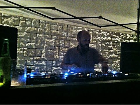 Martin Roth playing DJ Koze - 'XTC' // Le Jardin, Hollywood