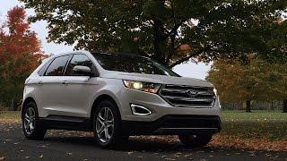 Ford Edge Titanium 2016 Review