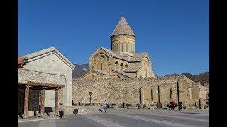 МЦХЕТА, მცხეთა, Светицховели, Тбилиси, рынок сувениров, поездка в Грузию на машине май 2018