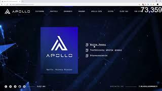 Apollo najszybsza kryptowaluta na świecie! - JUTRO ODCINEK