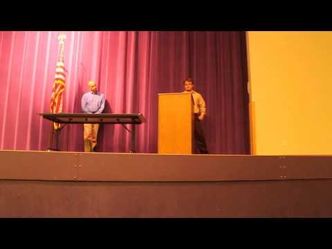 Scholarship Winner Custer High School 2013