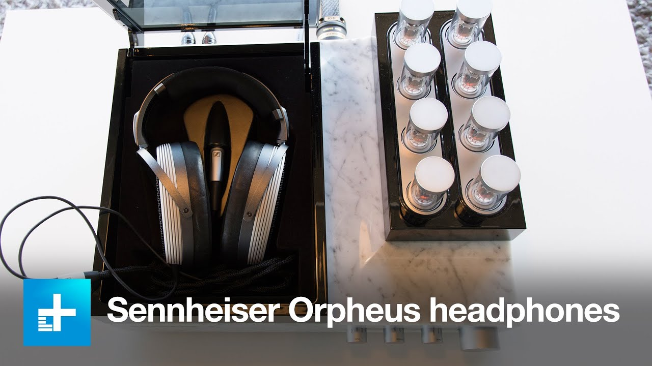Sennheiser Orpheus 55 000 Headphone System Youtube