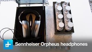 Sennheiser Orpheus $55,000 headphone system