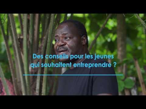 Yoon Wi #10 | Entreprendre en Afrique de l'Ouest - Michel Babadjidé