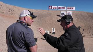 Rob Leatham - Small Guns Suck... Until Now - Springfield 911 - SHOT Show 2018