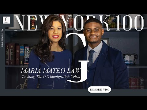 Lawyer Reveals UGLY TRUTHS of the U.S Immigration System | Maria Mateo Law | New York 100