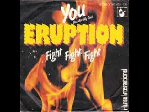 Eruption - You  VINYL  1980