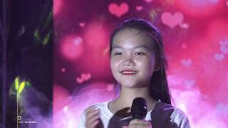 Mình Về Hà Tĩnh - Hà Quỳnh Như The Voice Kids - (SangStudio - Nghi Xuân - Hà Tĩnh)