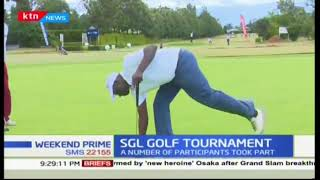 Mt. Kenya edition of the Standard Group golf tournament unfolded in Nanyuki