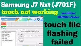 Samsung j7 nxt j701f flashing failed fix problem done