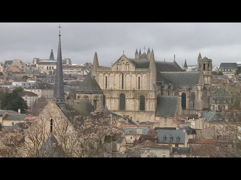 Poitiers, la ville aux cent clochers - Météo à la carte
