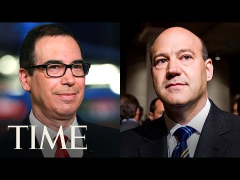 Treasury Secretary Steven Mnuchin & National Economic Director Gary Cohn Briefing | TIME