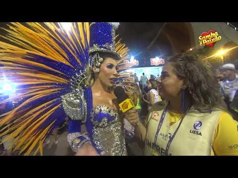 Carnaval 2019: Entrevista Tati Minerato Musa Vila Isabel thumbnail