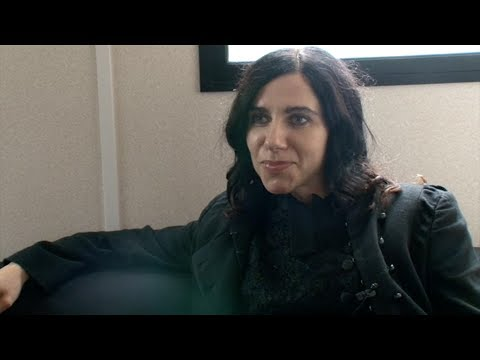 PJ Harvey On Her Mercury Prize Victory