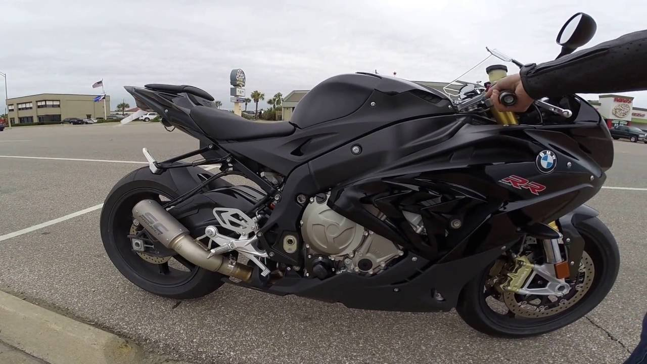 2016 BMW S1000RR SC Project Exhaust