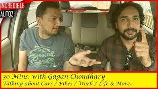 Jay Dave and Gagan Choudhary | Cars, Bikes, Work, Life and More | Incredible Autoz thumbnail