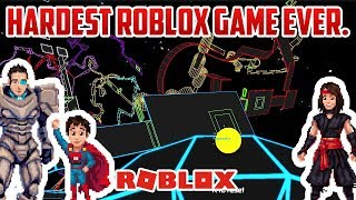 Roblox: THE HARDEST GAME EVER MADE ON ROBLOX